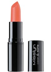 Misslyn Lippen Lippenstift Cream to Matte Long-Lasting Lipstick Nr. 214 At Sunset 4 g
