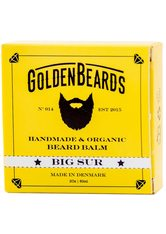 Golden Beards Produkte Beard Balm Big Sur Bartpflege 60.0 ml