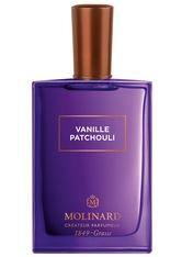 MOLINARD - MOLINARD Vanille Patchouli Eau de Parfum  75 ml - PARFUM