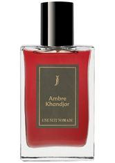 Une Nuit Nomade Produkte Ambre Khandjar Eau de Parfum Spray Eau de Parfum 50.0 ml