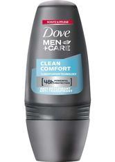 Dove MEN+CARE Körperpflege Deo Roll-On Clean Comfort Deodorant 50.0 ml