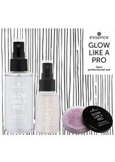 essence GLOW LIKE A PRO Face Perfectionist-Purple Scandal Gesicht Make-up Set 1 Stk Purple Scandal
