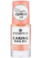 ESSENCE - essence Caring Nails & Cuticles Daily Treatment Nagelöl  Transparent - NAGELPFLEGE
