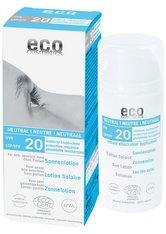 Eco Cosmetics Produkte Sonnenlotion - LSF20 Neutral 100ml Sonnenlotion 100.0 ml