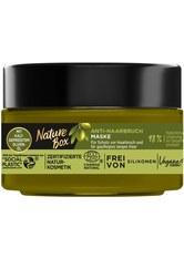 Nature Box Haarpflege Anti-Haarbruch Maske Maske 200.0 ml