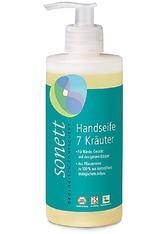 Sonett Produkte Handseife - 7 Kräuter 300ml Seife 300.0 ml