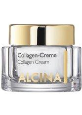 ALCINA Effekt & Pflege Collagen-Creme Gesichtscreme 50 ml