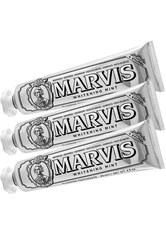 Marvis Zahnpflege Whitening Mint 3er Set Zahnpasta 1.0 pieces