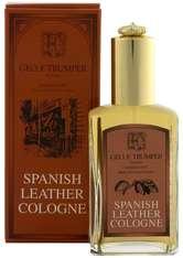 Geo. F. Trumper Produkte Spanish Leather Cologne Glasflakon mit Zerstäuber Eau de Cologne 50.0 ml
