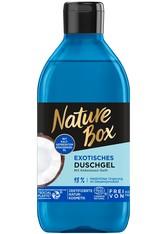 Nature Box Körperreinigung Exotisches Duschgel Duschgel 250.0 ml