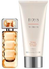 Hugo Boss Boss Orange Woman Eau de Toilette Spray 30 ml + Bodylotion 100 ml 1 Stk. Duftset 1.0 st