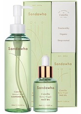Sandawha Gesichtspflege Camellia Oil Duo Set Gesichtspflege 1.0 pieces