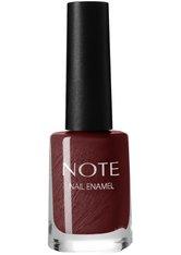 NOTE - NOTE Nail Enamel Nagellack Nr. 49 - Garnet - NAGELLACK