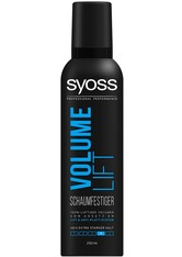 SYOSS - syoss Haarstyling syoss Haarstyling Volume Lift extra stark Schaumfestiger Haarschaum 250.0 ml - Haarschaum
