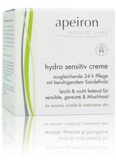 Apeiron Produkte Hydro Sensitiv Creme 50ml Gesichtscreme 50.0 ml