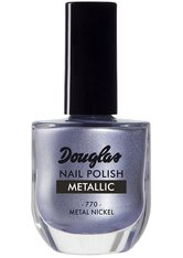 DOUGLAS COLLECTION - Douglas Collection Nagellack Nr. 770 - Metal Nickel Nagellack 10.0 ml - NAGELLACK