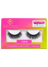 Pinky Goat Neon Collection Coco Künstliche Wimpern 1.0 pieces
