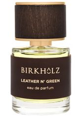 Birkholz Woody Collection Leather N' Green Eau de Parfum Nat. Spray 30 ml