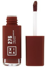 3INA Longwear Lipstick  Liquid Lipstick 7 ml Nr. 276