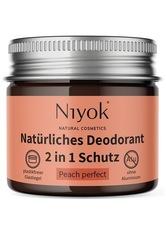 Niyok Produkte Deodorant - 2in1 Peach Perfect 40ml  40.0 ml