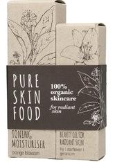 PURE SKIN FOOD - Pure Skin Food Produkte Set - strahlende Haut Gesichtspflegeset 1.0 st - PFLEGESETS