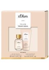 s.Oliver Produkte Eau de Toilette Spray 30 ml + Bath & Shower Gel 75 ml 1 Stk. Duftset 1.0 st