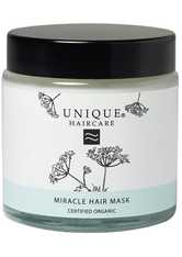 Unique Beauty Produkte Miracle Hair Mask - Wunder Haarmaske 120ml Maske 120.0 ml