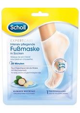 Scholl Fußmaske »ExpertCare Intensiv pflegende mit Macadamiaöl im 3er Multipack«, in Socken