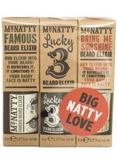 MR. NATTY - MR NATTY Produkte Triple Elixir Set Geschenkset 1.0 st - BARTPFLEGE
