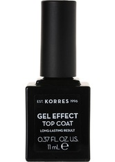 Korres Make-up Nägel Sweet Almond Nail Colour Top Coat 11 ml