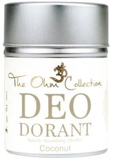 The Ohm Collection Produkte Deo Powder - Coconut 120g  120.0 g