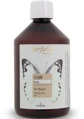 Farfalla Produkte Pflegeöl - Sesam 500ml Körperöl 500.0 ml