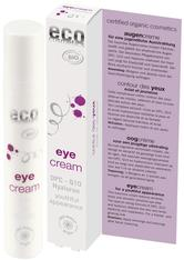 Eco Cosmetics Produkte OPC. Q10 & Hyaluron - Augencreme 15ml Augencreme 15.0 ml