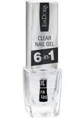ISADORA - Isadora Nagellack  Nagellack 6.0 ml - BASE & TOP COAT