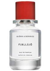 BJÖRK & BERRIES - Björk & Berries Fjällsjö 50 ml Eau de Parfum (EdP) 50.0 ml - PARFUM