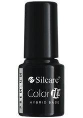 Silcare Base Coats & Top Coats Color It Premium UV Gel Polish Base Nagellack 6.0 g