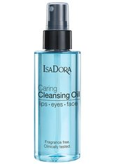 ISADORA - Isadora Make-up Accessoires Isadora Make-up Accessoires Caring Cleanse Oil Reinigungsöl 100.0 ml - Cleansing