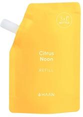 HAAN Handdesinfektion Refill Haan Citrus Noon Desinfektionsmittel 100.0 ml