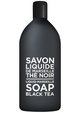 La Compagnie de Provence Liquid Marseille Soap Black Tea Refill 1000 ml Flüssigseife
