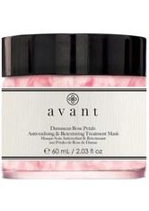 Avant Skincare Age Protect & UV  Avant Age Protect + UV Damascan Rose Petals Antioxidising & Retexturing Treatment Mask Anti-Aging Pflege 60.0 ml