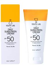 YOUTH LAB. Gesichtspflege Daily Sunscreen Cream SPF 50 Normal_Dry Skin Sonnencreme 50.0 ml