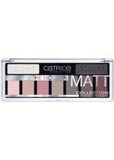 Catrice - Lidschatten Palette - The Modern Matt Collection Eyeshadow Palette 010 - The Must-Have Matts