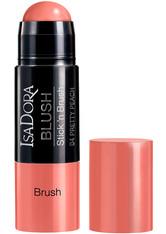 Isadora Rouge Blush Stick 'N Brush Rouge 7.2 g