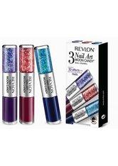 REVLON - Revlon Produkte Nagel-Glitter Set MOON CANDY Nagellack Set 1.0 st - NÄGEL-TOOLS