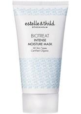 Estelle & Thild Gesichtspflege BioTreat Intense Moisture Mask Feuchtigkeitsmaske 75.0 ml