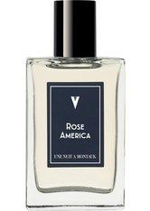 UNE NUIT NOMADE - Une Nuit Nomade Produkte Une Nuit Nomade Produkte Rose America Eau de Parfum Spray Eau de Toilette 100.0 ml - Parfum