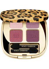 Dolce&Gabbana Felineyes Intense Eyeshadow Quad - Passionate Dahlia 7 4.8g