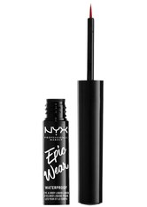 NYX Professional Makeup Epic Wear Liquid Liner Eyeliner  3.5 ml Nr. 07 - red