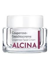 ALCINA - Alcina Kosmetik Empfindliche Haut Couperose Gesichtscreme 50 ml - TAGESPFLEGE
