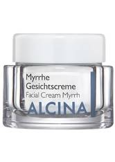 Alcina Kosmetik Trockene Haut Myrrhe Gesichtscreme 100 ml